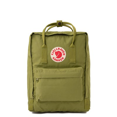 Main view of Fjallraven Kanken Backpack - Green