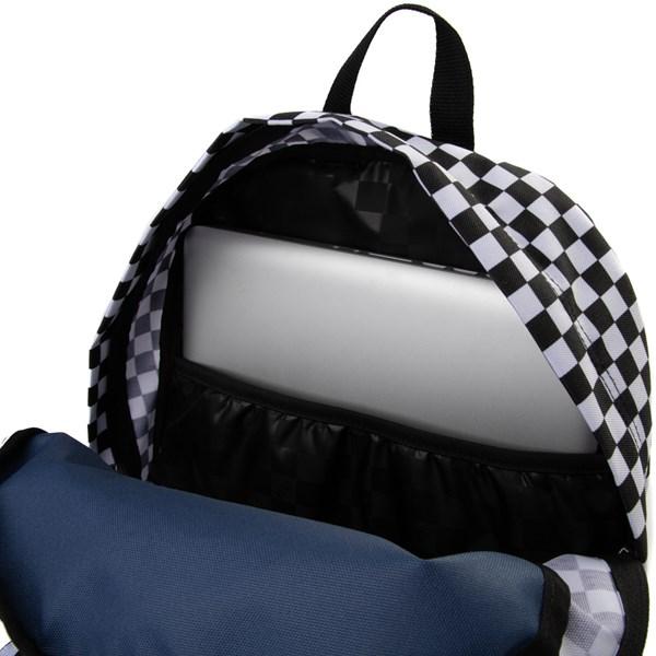 alternate view Vans BMX Checkered BackpackALT3
