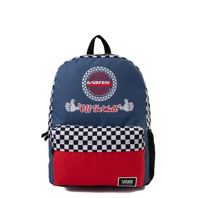 Main view of Vans BMX Checkered Backpack