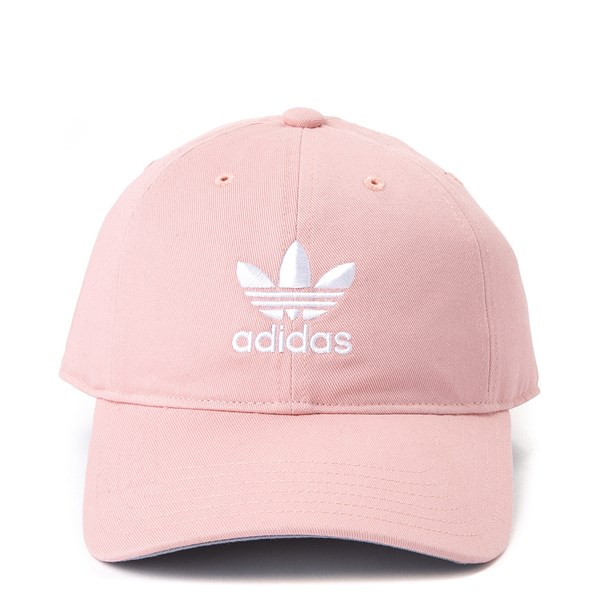 adidas Trefoil Relaxed Dad Hat - Pink