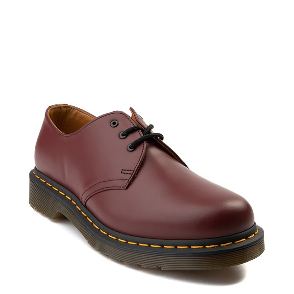 alternate view Dr. Martens 1461 Casual Shoe - CherryALT1
