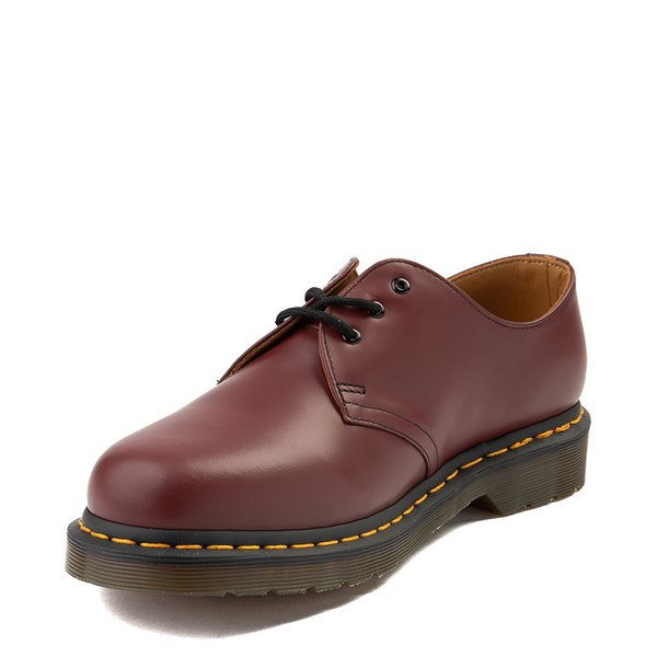 alternate view Dr. Martens 1461 Casual Shoe - CherryALT3