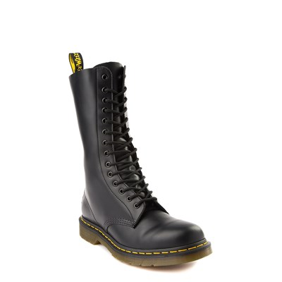 Alternate view of Dr. Martens 1914 14-Eye Boot - Black