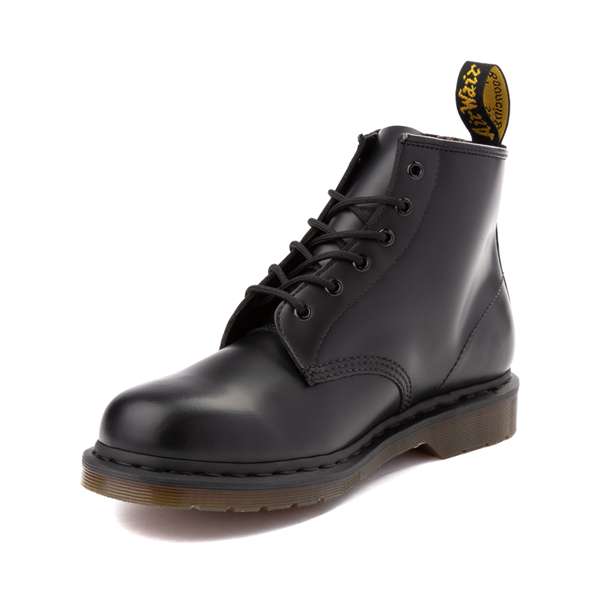 alternate view Dr. Martens 101 6-Eye Boot - BlackALT2