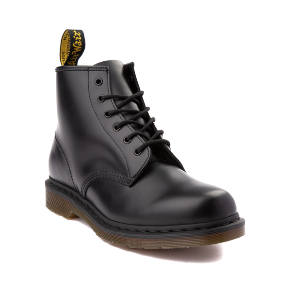 alternate view Dr. Martens 101 6-Eye Boot - BlackALT5
