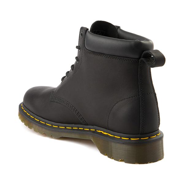 alternate view Dr. Martens 939 Ben 6-Eye Hiker Boot - BlackALT1