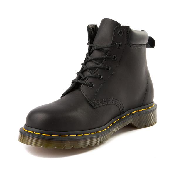 alternate view Dr. Martens 939 Ben 6-Eye Hiker Boot - BlackALT2