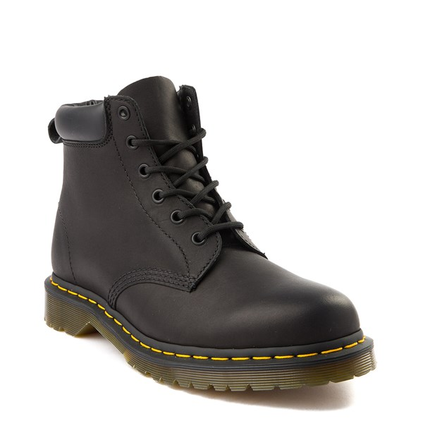 alternate view Dr. Martens 939 Ben 6-Eye Hiker Boot - BlackALT1