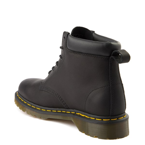 alternate view Dr. Martens 939 Ben 6-Eye Hiker Boot - BlackALT2