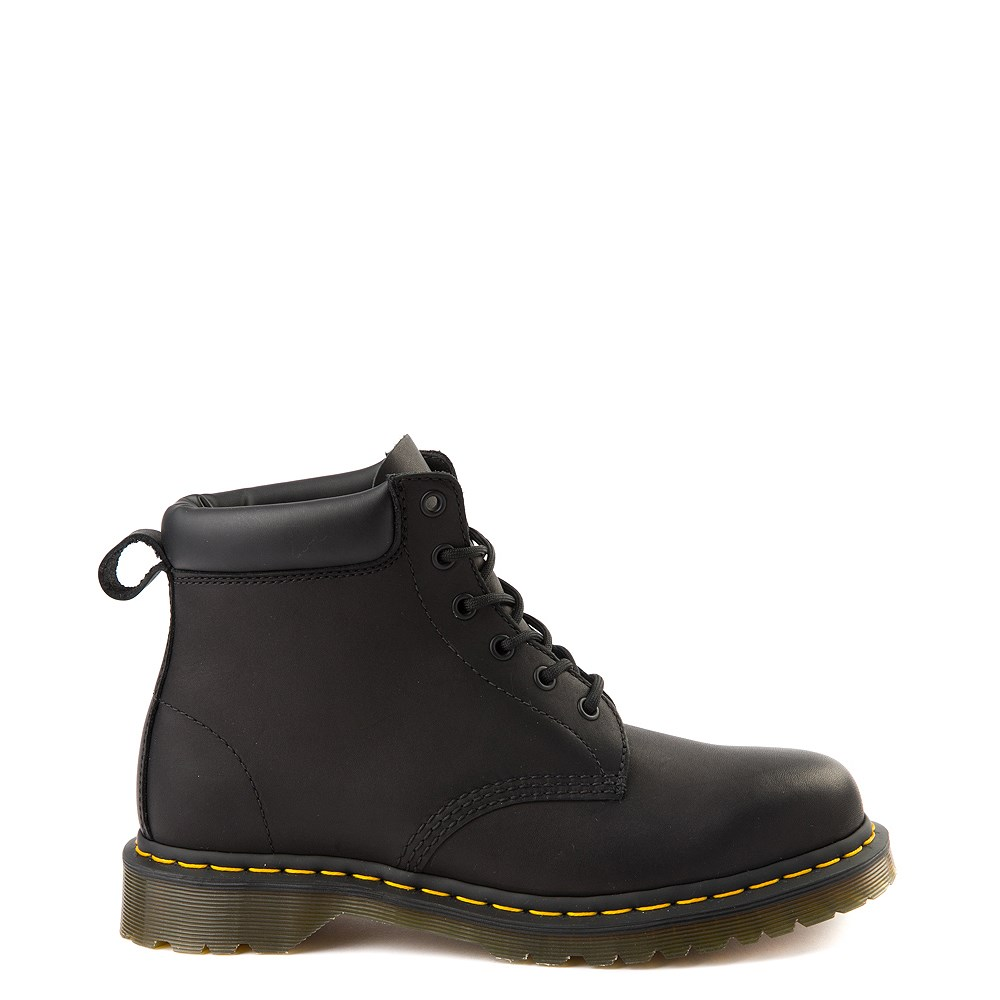 Dr. Martens 939 Ben 6-Eye Hiker Boot - Black