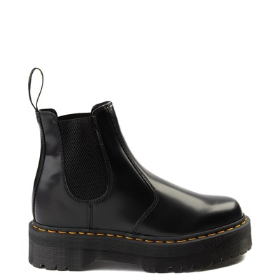 Main view of Dr. Martens 2976 Platform Chelsea Boot - Black