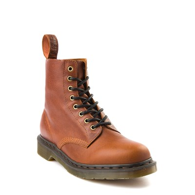 Alternate view of Dr. Martens Pascal 8-Eye Boot - Tan