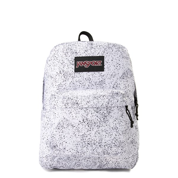 JanSport Ashbury Backpack - White / Black