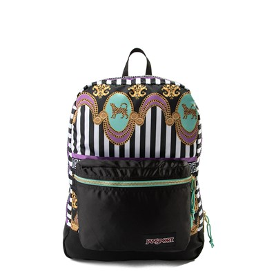 Main view of JanSport Super FX Livin' Lavish Backpack