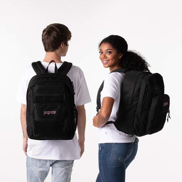 alternate view JanSport Big Student Backpack - BlackALT1BADULT