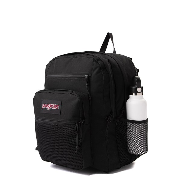 alternate view JanSport Big Student Backpack - BlackALT4