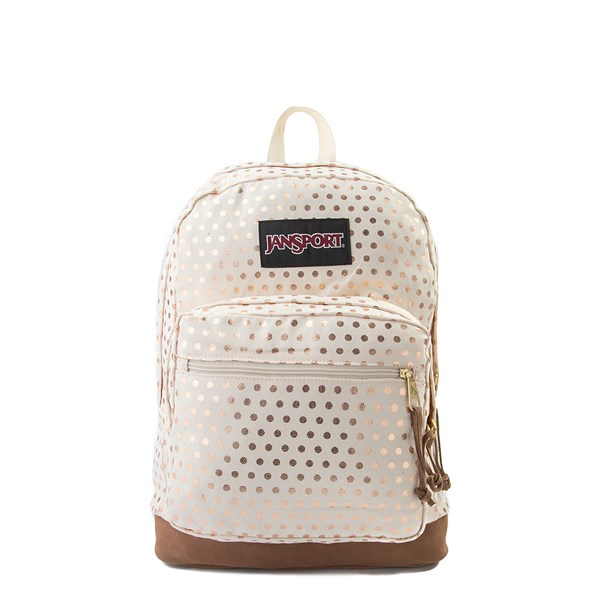 JanSport Right Pack Expressions Backpack - Natural Gold
