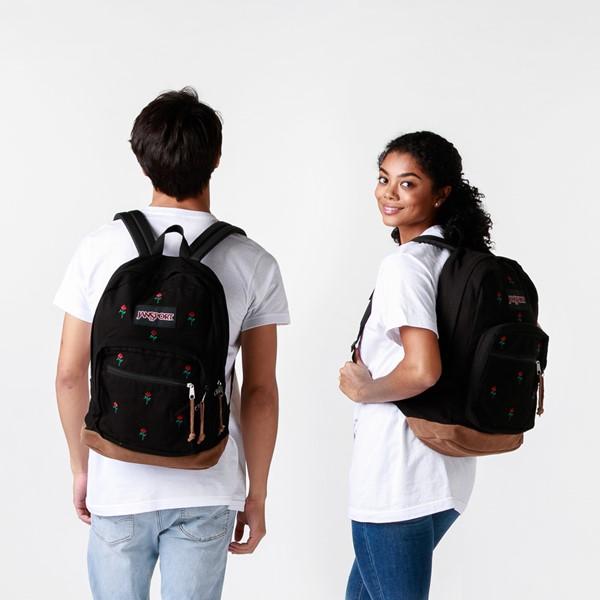 alternate view JanSport Right Pack Expressions Backpack - BlackALT1BADULT