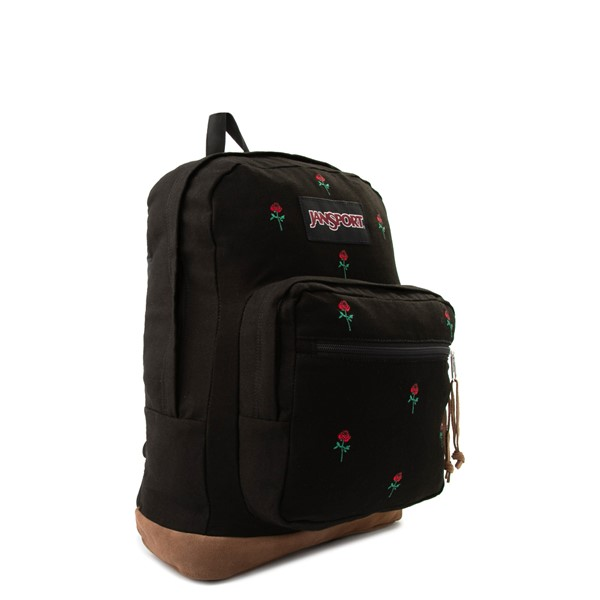 alternate view JanSport Right Pack Expressions Backpack - BlackALT4B