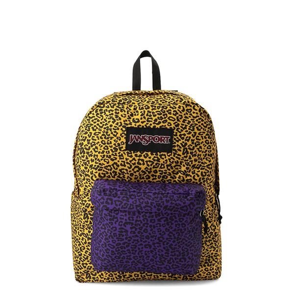 Default view of JanSport Ashbury Leopard Life Backpack