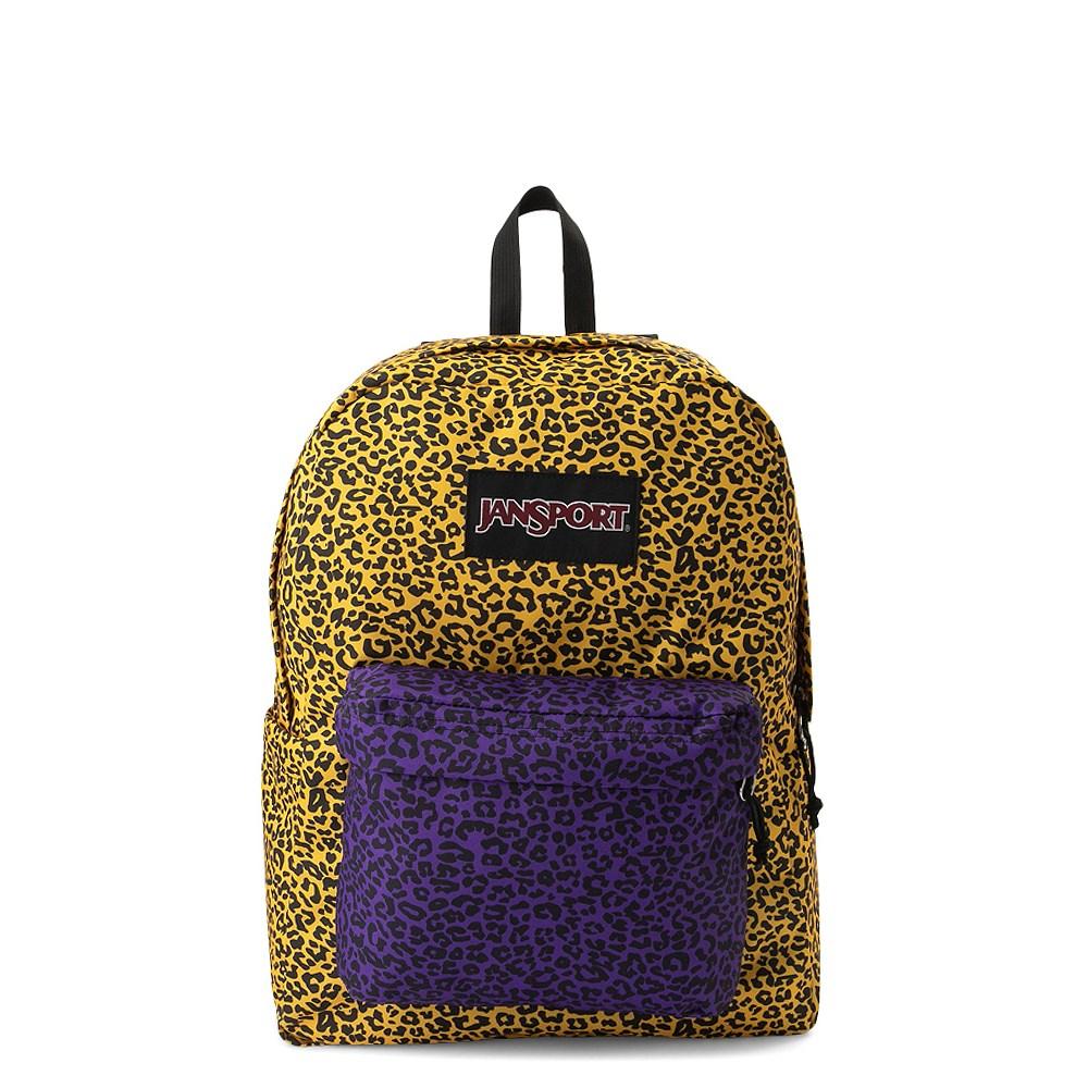 JanSport Ashbury Leopard Life Backpack