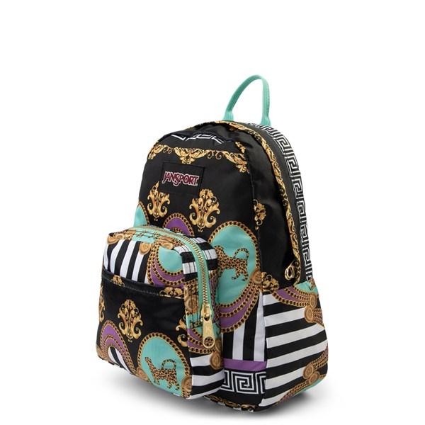 alternate view JanSport Half Pint FX Livin' Lavish Mini BackpackALT2