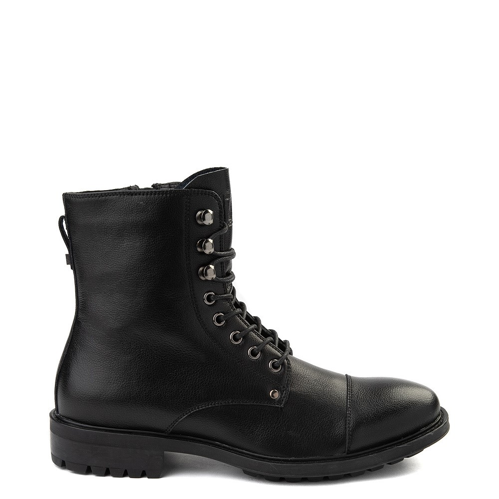 Mens J75 by Jump Cylinder Boot - Black