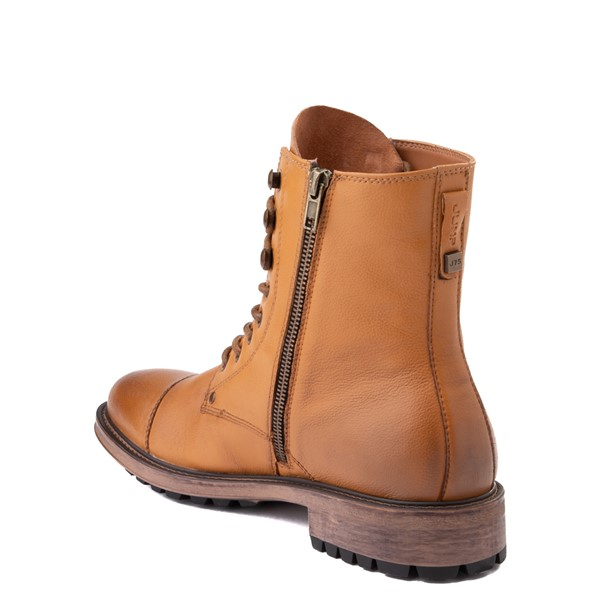 alternate view Mens J75 by Jump Cylinder Boot - BrownALT1