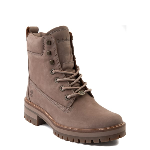 "alternate view Womens Timberland Courmayeur Valley 6"" Boot - TaupeALT1"