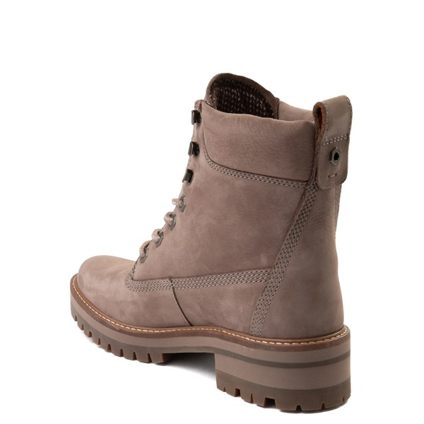 "alternate view Womens Timberland Courmayeur Valley 6"" Boot - TaupeALT2"