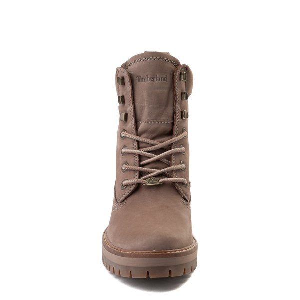 "alternate view Womens Timberland Courmayeur Valley 6"" Boot - TaupeALT4"