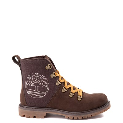 Main view of Womens Timberland Authentic Hiker Boot - Dark Brown
