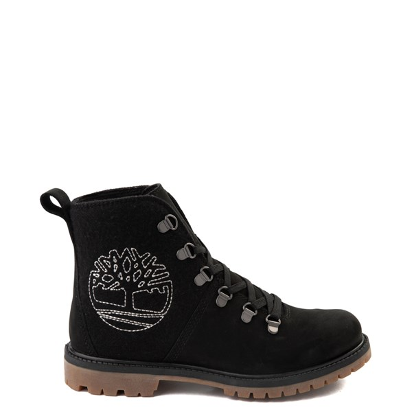 Womens Timberland Authentic Hiker Boot - Black