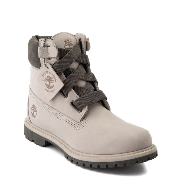 "alternate view Womens Timberland 6"" Convenience Boot - Pure CashmereALT1"