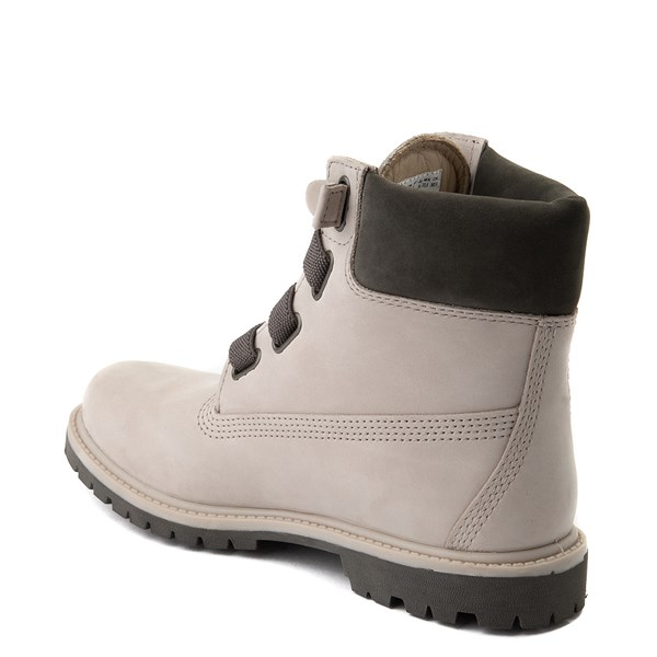 "alternate view Womens Timberland 6"" Convenience Boot - Pure CashmereALT2"