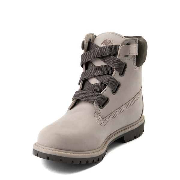 "alternate view Womens Timberland 6"" Convenience Boot - Pure CashmereALT3"