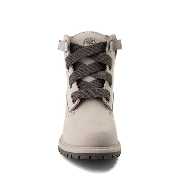 "alternate view Womens Timberland 6"" Convenience Boot - Pure CashmereALT4"