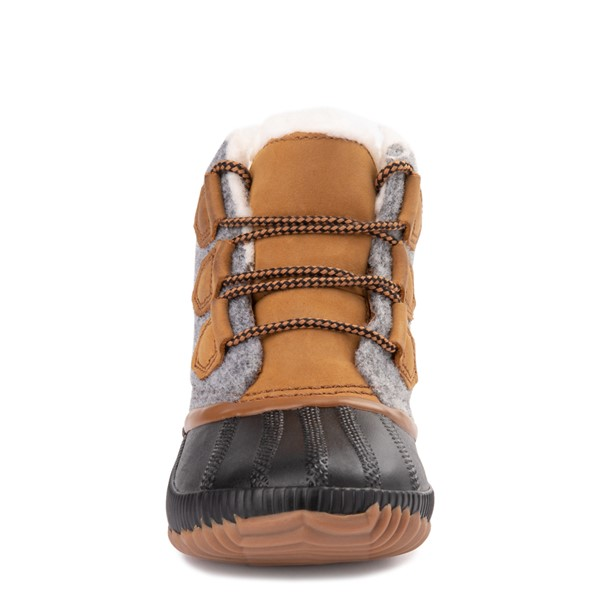 alternate view Womens Sorel Out N About™ Plus Felt Boot - QuarryALT4