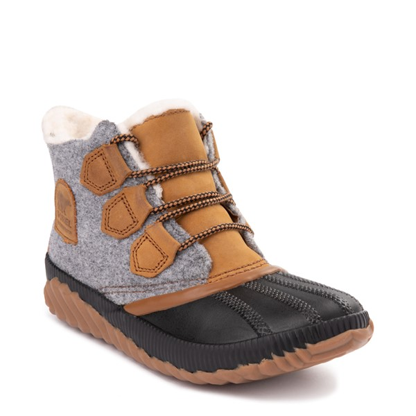 alternate view Womens Sorel Out N About™ Plus Felt Boot - QuarryALT5