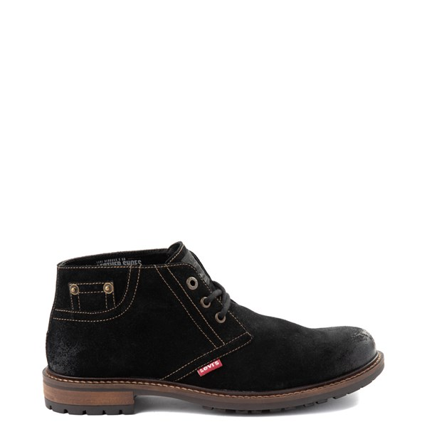 Mens Levi's Cambridge Chukka Boot - Black