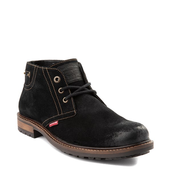 Levi's Mens Cambridge Chukka Boot (Black)