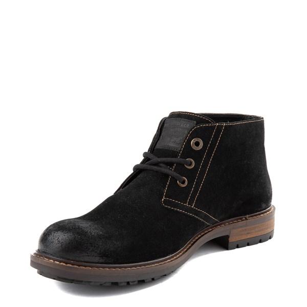 alternate view Mens Levi's Cambridge Chukka Boot - BlackALT3
