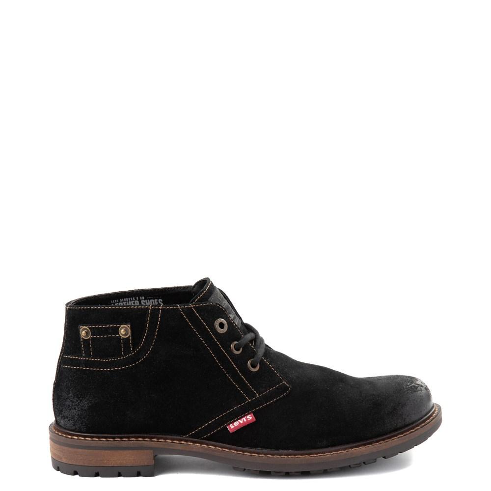 Mens Levi's Cambridge Chukka Boot - Black