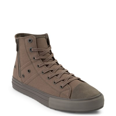 Alternate view of Mens Levi's Zip X Casual Shoe - Olive