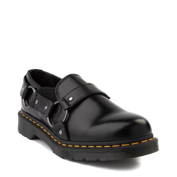 alternate view Dr. Martens Gilbey Slip On Casual Shoe - BlackALT1