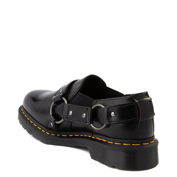 alternate view Dr. Martens Gilbey Slip On Casual Shoe - BlackALT2