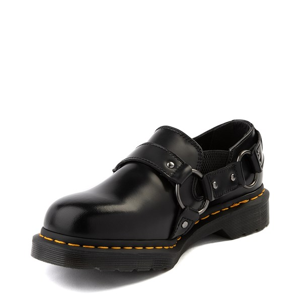 alternate view Dr. Martens Gilbey Slip On Casual Shoe - BlackALT3