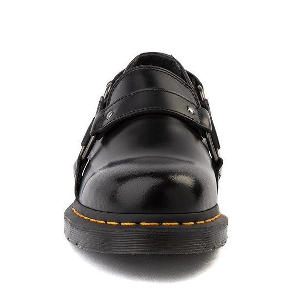 alternate view Dr. Martens Gilbey Slip On Casual Shoe - BlackALT4