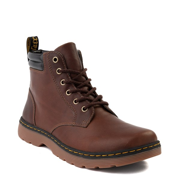 alternate view Mens Dr. Martens Tipton Boot - Dark BrownALT1