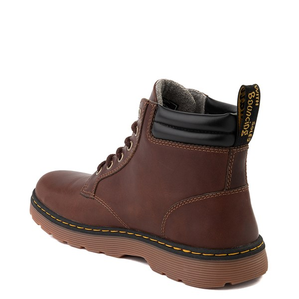 alternate view Mens Dr. Martens Tipton Boot - Dark BrownALT2
